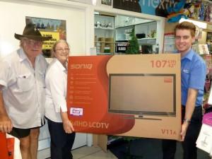 LCD TV Winners