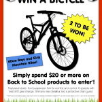 Poster for the Bike Competition