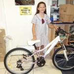Girls Bike Winner