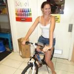 Boys Bike Winner