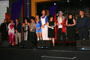 Store Representatives of the Five Finalists