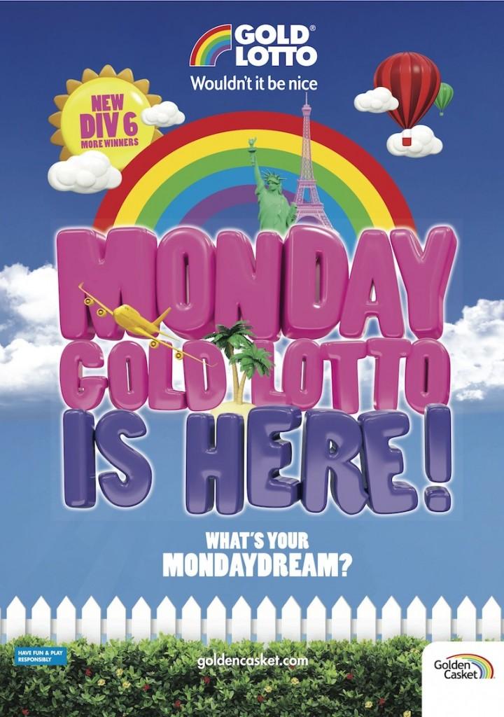 Monday Gold Lotto