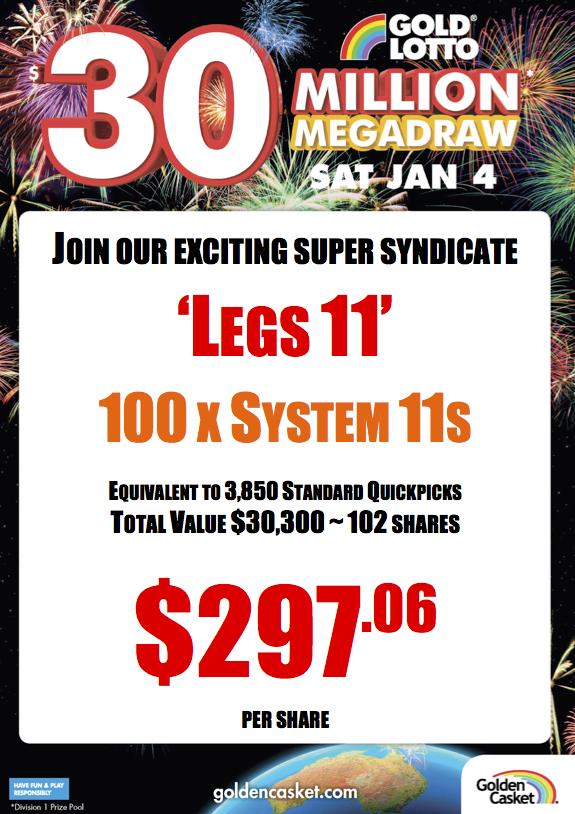 Legs 11 Poster