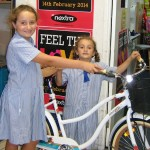 Girls' Bicycle Winner