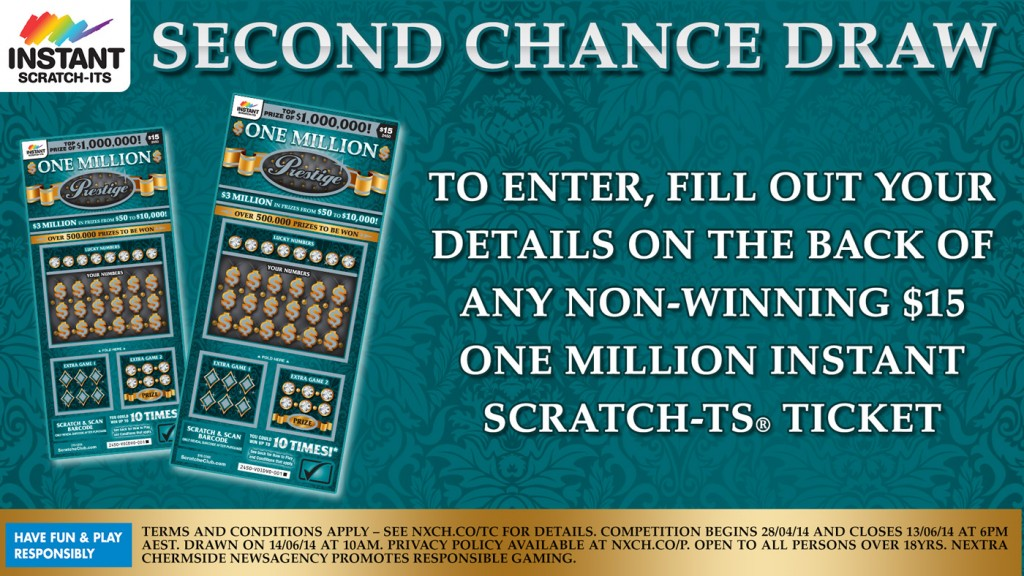 Second Chance Draw