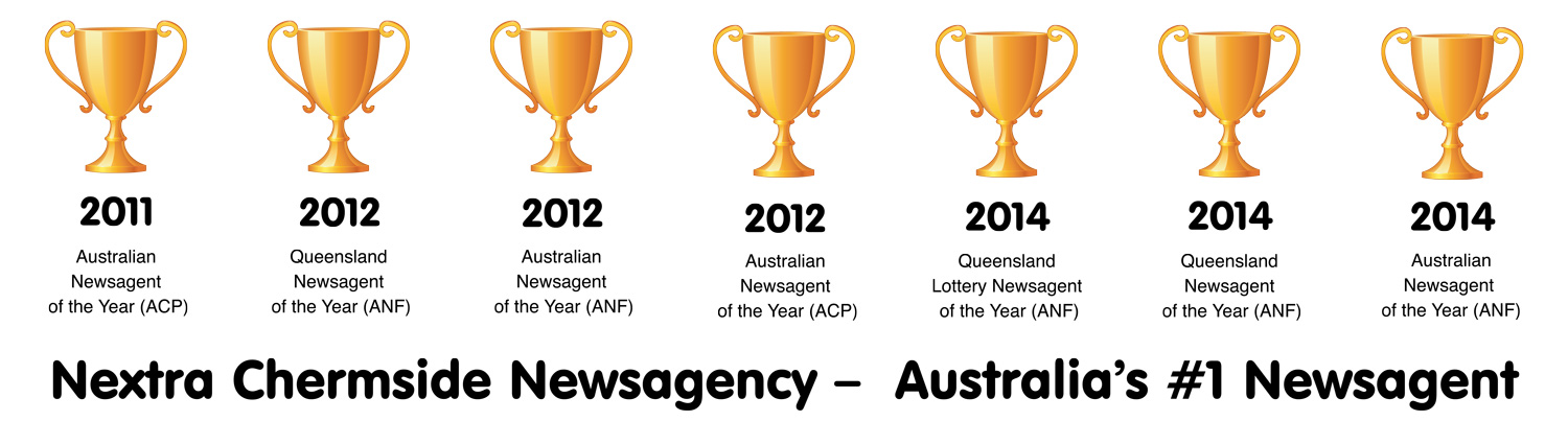 Australian Newsagent of the Year 2014