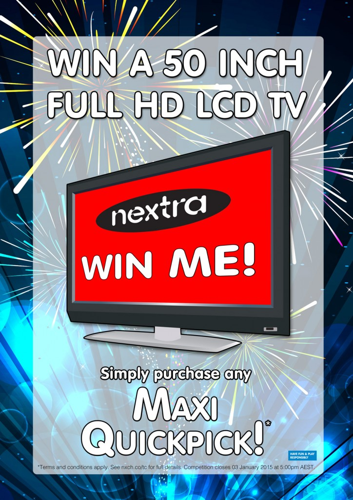 Win a TV Competition
