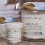 Fresh Linen Candle - History & Heraldry