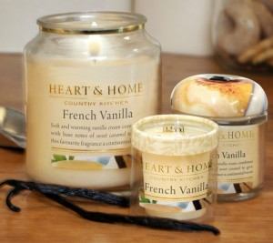 French Vanilla Candle - History & Heraldry